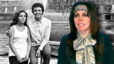 La muerte de José José hizo reaparecer a Verónica Castro a unos días de haber anunciado su retiro