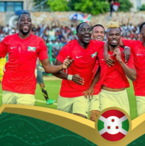 Burundi logra histórica clasificación a la Copa Africana de Naciones
