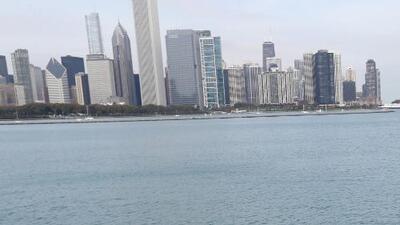 A Chicago le espera un lunes de inicio de semana con cielos parcialmente soleados y condiciones secas