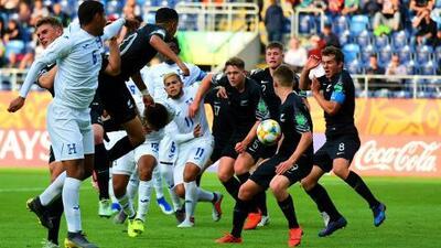 Mundial Sub-20: Concacaf, mal, Estados Unidos y Honduras también caen