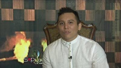 Edwin Luna, vocalista de La Trakalosa, ya se quiere casar con Alma Cero