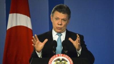 Santos pide garantías para Ledezma y respeto a derechos de la oposición