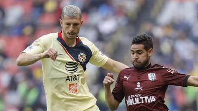Guido Rodríguez está aseguró que Nico Castillo llega a América para sumar