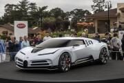 Bugatti cumple 110 años y lo celebra con el espectacular Centodieci