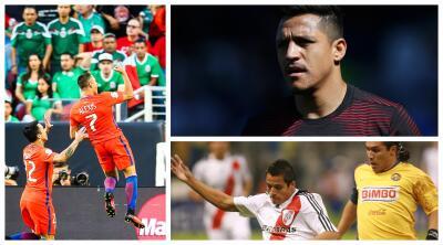 Alexis Sánchez: el crack de Chile que se apagó tras el 7-0 a México