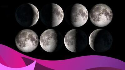 Las fases de la Luna te dicen cuál es el mejor momento para tomar una decisión