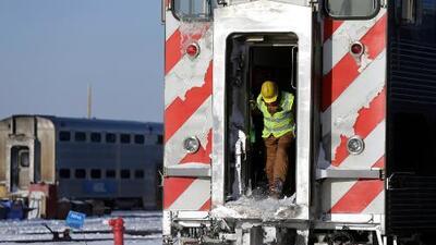 Metra anuncia horario modificado el miércoles 30 de enero y el jueves 31 de enero debido al frío