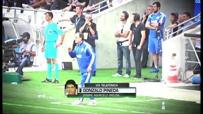 Gonzalo Pineda: 'Marcelo Bielsa podría ser el mejor estilo de la selección mexicana'