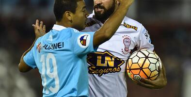 Huracán 4-2 Sporting Cristal: Huracán vence a Sporting y se aferra a boleto a octavos