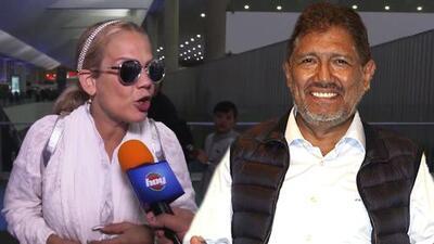 """Niurka Marcos asegura que a Juan Osorio """"hay que amarrarlo"""" para que se quede en su casa a recuperar su ánimo"""