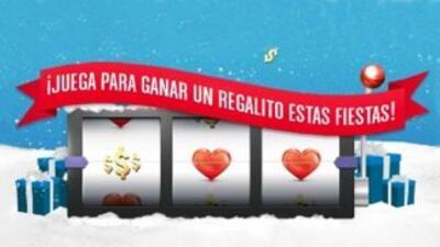 Juega y gana 'regalitos' de amor con la Tarjeta Univision