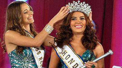 Miss Honduras fue asesinada  por el novio de su hermana quien también apareció muerta