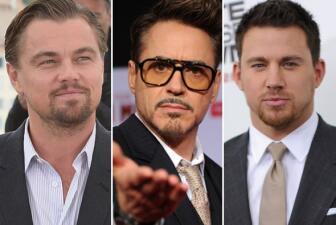 Los actores mejor pagados de 2013