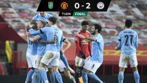 El City elimina al United, es finalista de la Carabao Cup