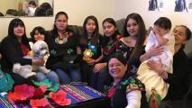 Una niña indígena e inmigrante en Chicago hizo una fiesta en su casa para apoyar a Yalitza Aparicio en los Oscar