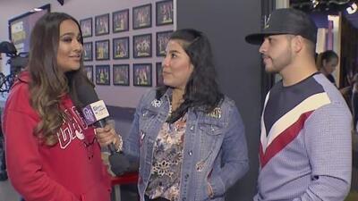 Grupero Jesús Mendoza ya conoce a los padres de Mayeli Alonso y así lo recibieron en casa