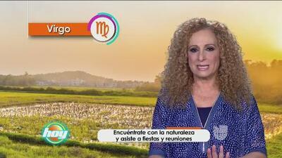 Mizada Virgo 18 de marzo de 2016
