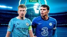 City y Chelsea diputarán la octava Final entre clubes de mismo país