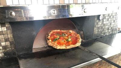 El secreto de la mejor pizza del mundo está en la masa que se prepara en Miami