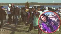 Familiares del joven desaparecido en el lago Benbrook piden un esfuerzo mayor a autoridades para hallar a su ser querido