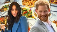 Con las manos en la masa: El príncipe Harry fue descubierto robando bocadillos en evento de Meghan