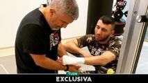 Joel Díaz cuenta por qué decidió entrenar a Yildirim