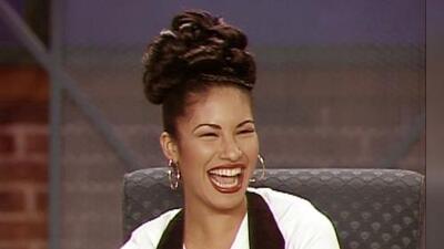 Cristina habló del lado espiritual y romántico de Selena