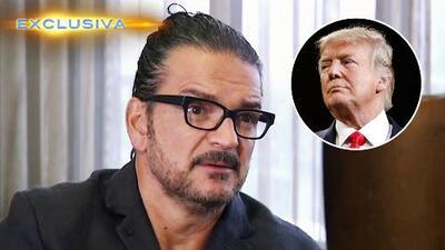 Esta fue la reacción de Ricardo Arjona cuando Francisca le preguntó si compondría un tema para Donald Trump