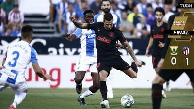 Atlético de Madrid consigue segunda victoria sin Herrera