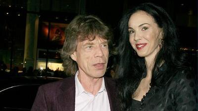 Mick Jagger invirtió una fortuna en el negocio de su novia L'Wren Scott