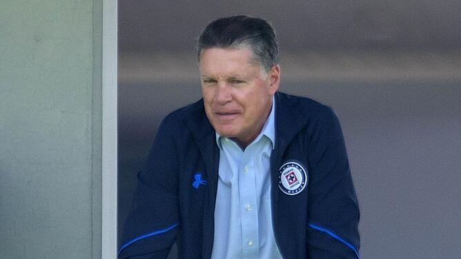 """""""Hacer nuestra propia historia"""", el objetivo de Ricardo Peláez con Cruz Azul"""