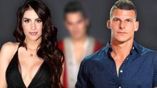 El ex de Jessica Cediel, Mack Roesch, se compara con el primer gran amor de la presentadora