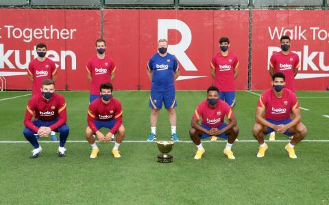 Koeman ya ansia debutar como DT del Barça en el Camp Nou