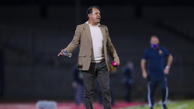 Juan Reynoso resalta el carácter mostrado por sus jugadores