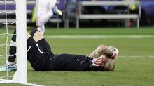 Karius recuerda errores contra Real Madrid en Champions League