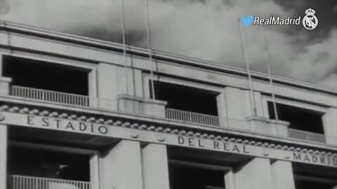 El estadio Santiago Bernabéu cumple 71 años y así lo homenajea el Real Madrid