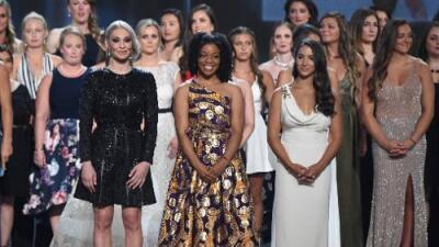 """""""Alcen su voz, vale la pena"""": el poderoso mensaje de las atletas sobrevivientes de abusos sexuales"""