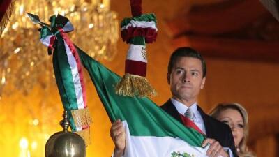 """Peña Nieto anuncia 'Grito' de Independencia """"austero"""", pero se aumentará el sueldo en 2017"""