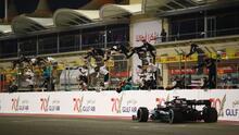 Lewis Hamilton, número uno en el accidentado Gran Premio de Baréin