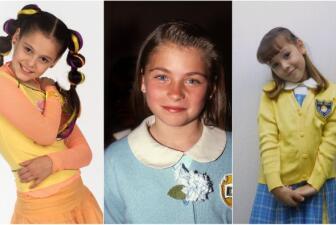 Así crecieron estas estrellas infantiles