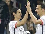 Leeds no quita el dedo del renglón: quiere a Zlatan o a Edinson Cavani