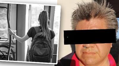 Hombre es detenido por eyacular sobre joven de 19 años en el metro