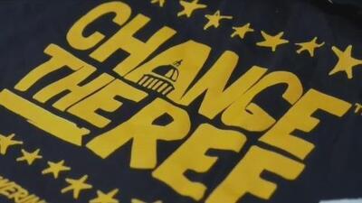 'Change The Ref', el movimiento en el que sobrevivientes a la masacre en Parkland piden cambios en las políticas de armas