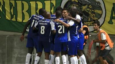 Con tres mexicanos en la cancha, Porto venció al Tondela