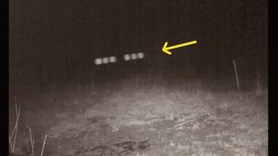 ¿Qué es ese extraño objeto en la oscuridad? Jaime Maussán lo aclara