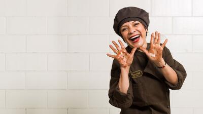 La reina del chocolate: Maribel Lieberman