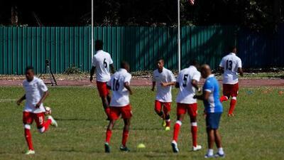 Futbolistas cubanos desertan y abandonan a su selección en Premundial Sub-20