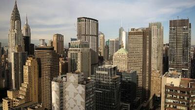 Temperaturas cálidas y algo de nubosidad, el pronóstico del tiempo para este lunes en Nueva York