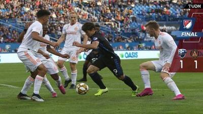 Atlanta United se apoderó del subliderato del Este a pesar de que Bojan les robó la victoria