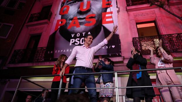 España fragmentada: el Partido Socialista gana las elecciones pero necesitará pactos para gobernar